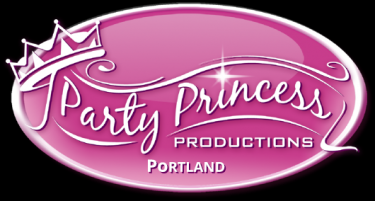 PDXpartyprincess Logo