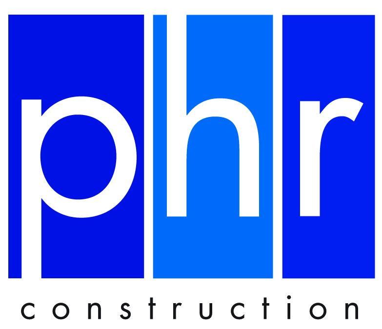 PHR Construction Logo