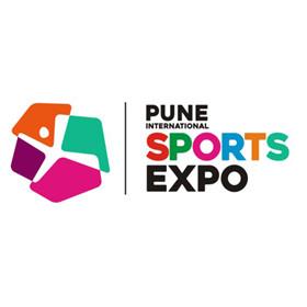 Pune International Sports Expo Logo