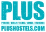 PLUS Hostels Logo