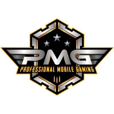 Professional Mobile Gaming Logo