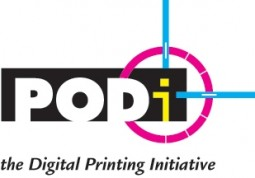 PODi, the digital printing initiative Logo