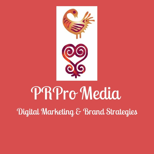 PRPRo Media Digital Marketing & Branding Strategies Logo