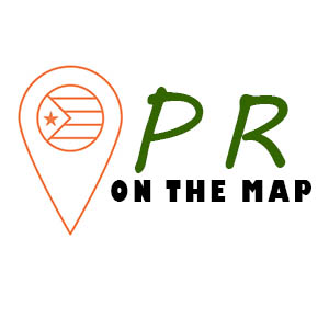 PRontheMap Logo