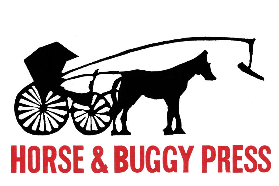 PS 118 Gallery & Event Space Horse & Buggy Press & Friends Logo