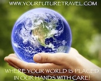 Personalized Services International Travel Agency Logo