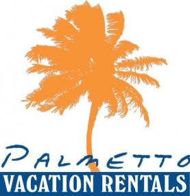 Palmetto Vacation Rentals Logo