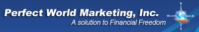 Perfect World Marketing, Inc. Logo