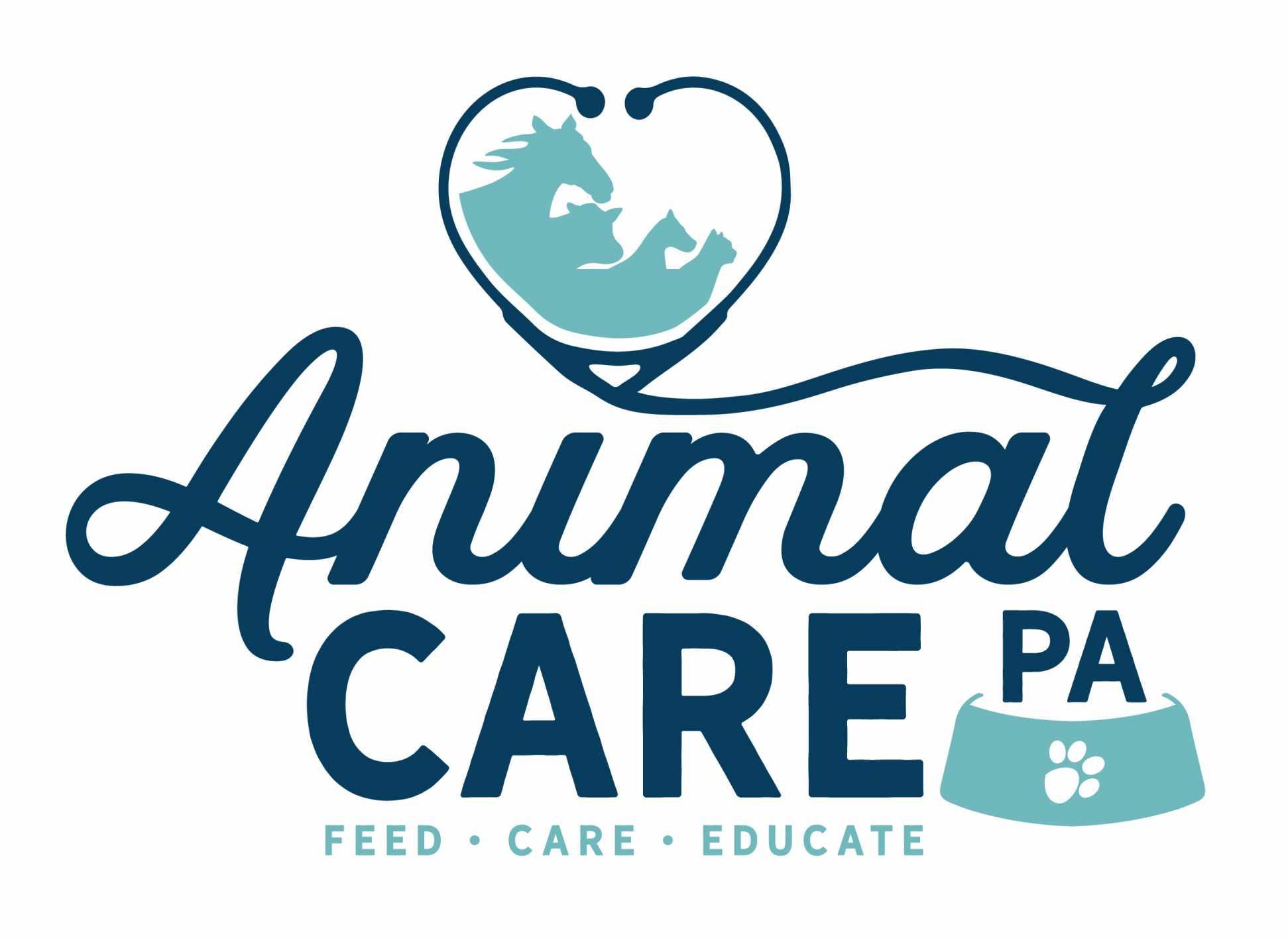 Pennsylvania Veterinary Foundation (PVF) Logo