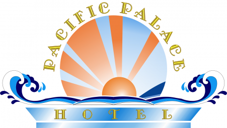 Pacific Palace Hotel - Batam Island Logo
