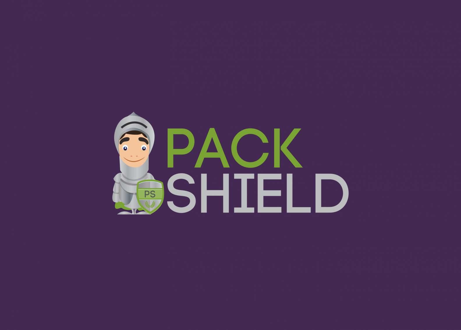 Pack Shield Logo