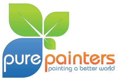Pure Painters Logo