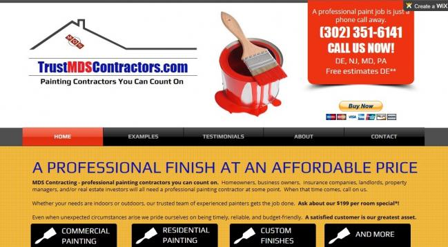 PaintingContractors Logo