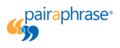 Pairaphrase LLC Logo