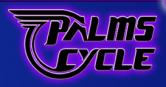 Palms Cycle Logo