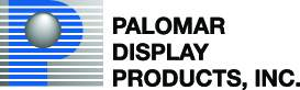 Palomar Display Products Inc. Logo