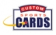 Custom Sports Cards Logo