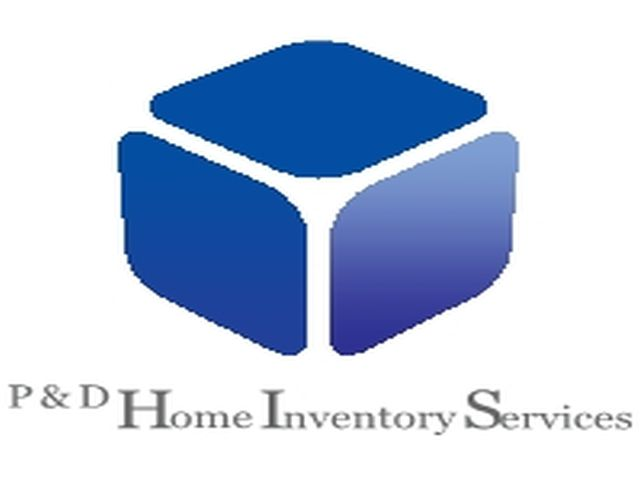 P & D Home Inventory Services Logo
