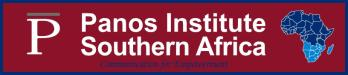 Panos Institute Southern Africa Logo