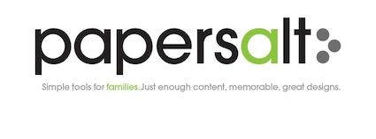 Papersalt Logo