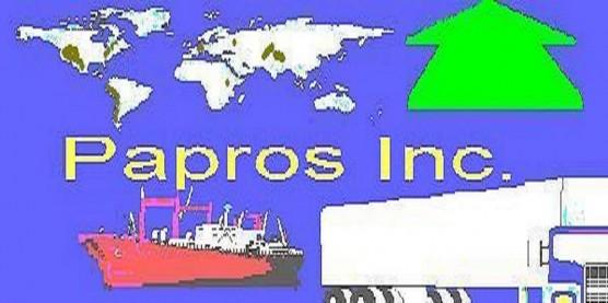 Papros Inc. Logo