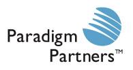 ParadigmLP Logo