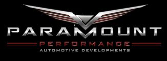 Paramount Performance Automotive Developments Logo