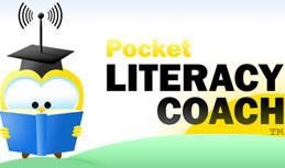 Pocket Literacy Coach Logo
