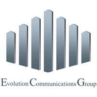 Evolution Communictions Group Logo