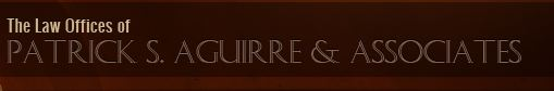 The Law Offices of Patrick S. Aguirre & Associates Logo