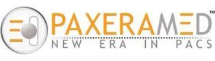 Paxeramed Corp. Logo