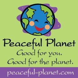 Peaceful Planet Logo