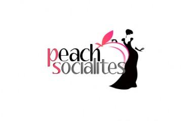 PeachSocialites Logo