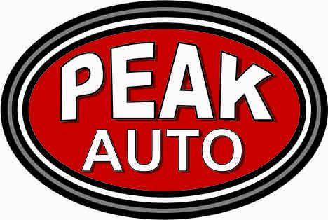 Peak-Auto Logo