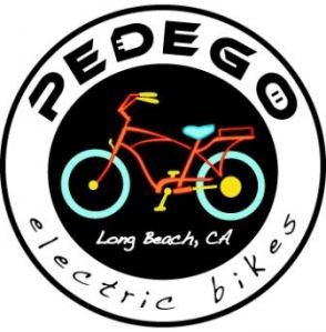 Pedego Long Beach Logo