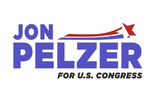 Pelzer for Congress Logo