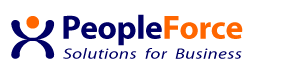 PeopleForce Logo
