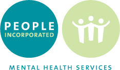 People Incorporated Mental Health Services Logo