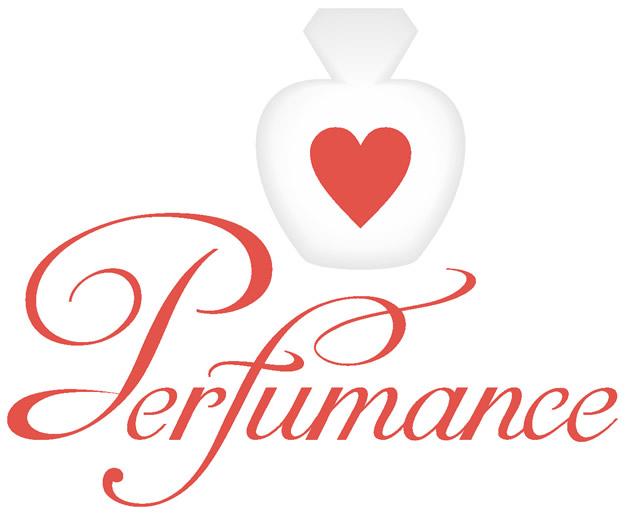 Perfumance by Mindenki Media Ltd. Logo