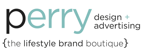Perry Design + Advertising Logo