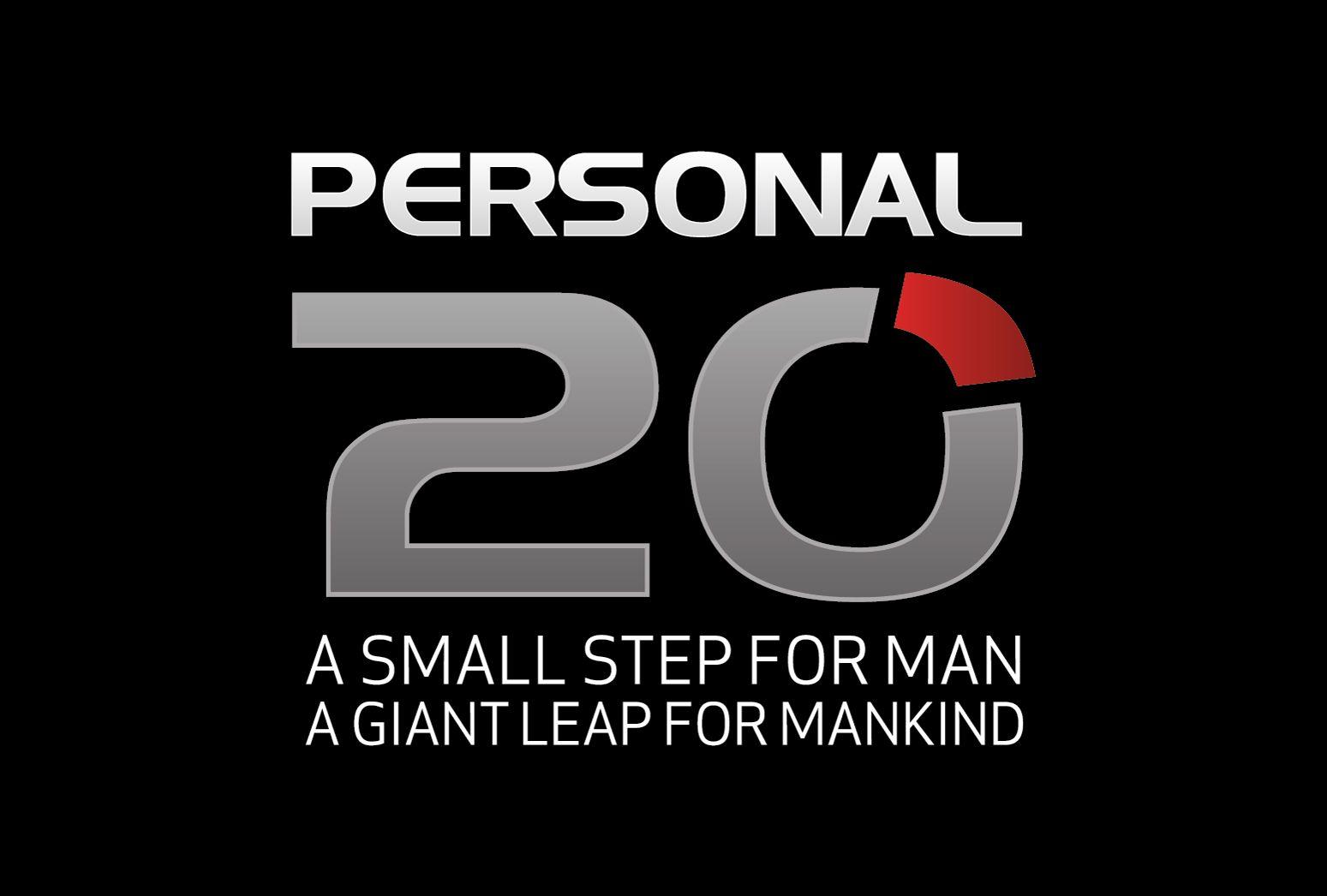 Personal20 Logo