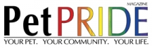 Pet PRIDE Magazine Logo