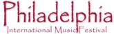 Philadelphia International Music Festival Logo