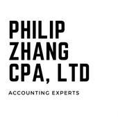 Philip Zhang CPA, Ltd. Logo