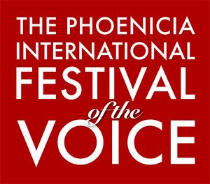 Phoenicia International Festival of the Voice Logo