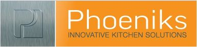 Phoeniks: Commercial kitchen equipment Logo