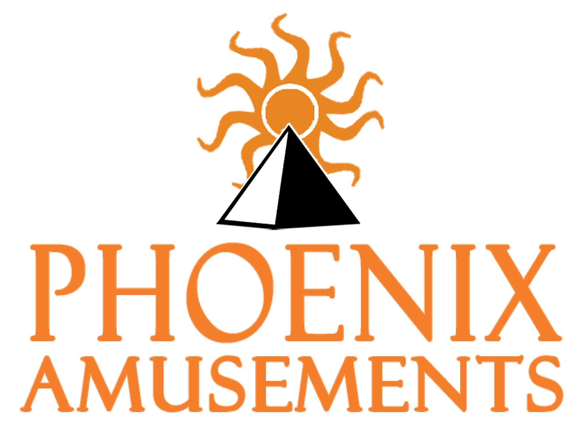PhoenixAmusements Logo