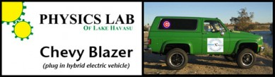 Physics Lab of Lake Havasu Logo