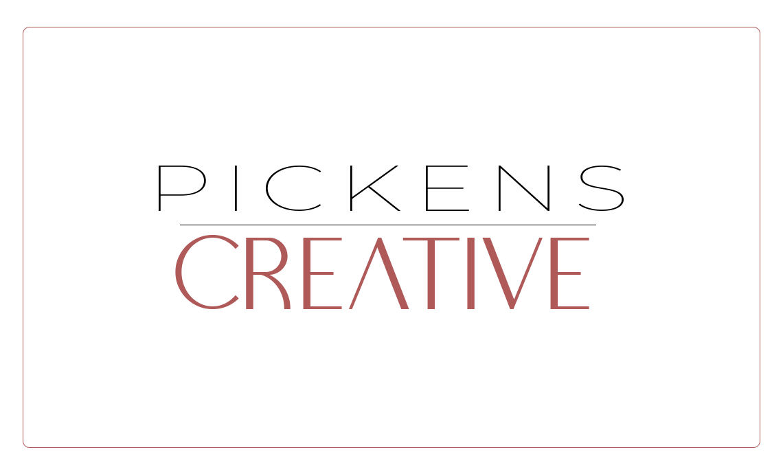 PickensCreative Logo