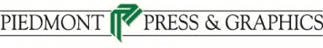 Piedmont Press & Graphics Logo